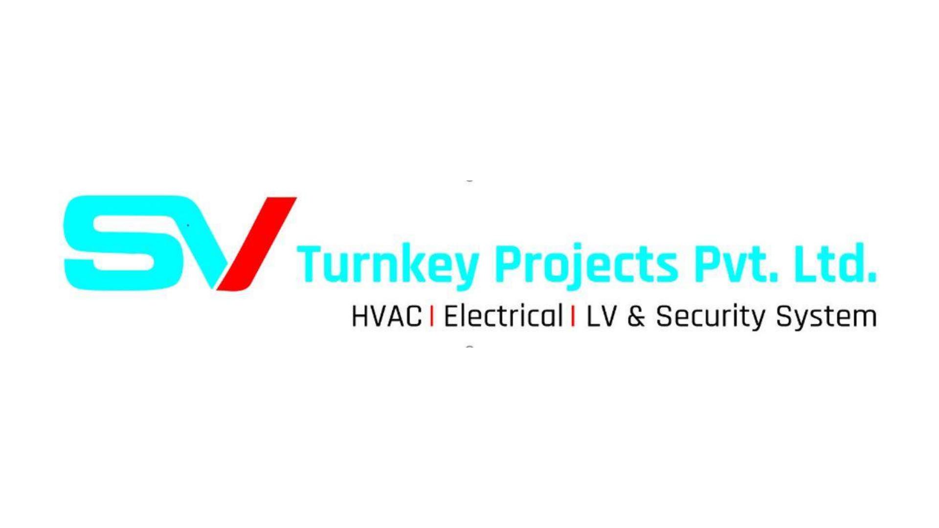 SV Turnkey Projects Testimonial